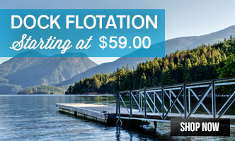 Shop Dock Floats at HarborWare