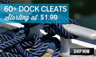 Shop Dock Cleats at HarborWare