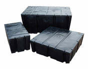 "HarborWare 3' x 10' x 24"" Dock Float Drums, 3200lbs"