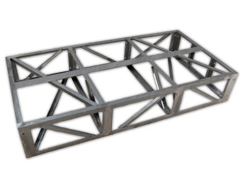 Harborware 6 X10 Galvanized Steel Dock Frame Harborware