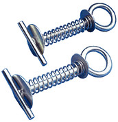 Dock Edge EZ Docker Portable Mooring Rings, 2-Pack