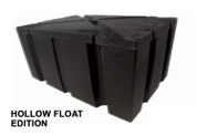 "HarborWare 2' x 4' x 12"" HOLLOW NO-FOAM Dock Float Drum"