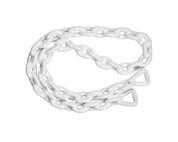 "Seachoice PVC Coated Anchor Lead Chain, 1/4""x4'"