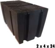"HarborWare 2' x 4' x 24"" Dock Float Drums, 806lbs"