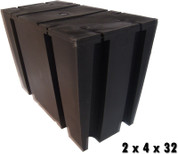 "HarborWare 2' x 4' x 32"" Dock Float Drums, 924lbs"