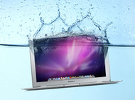MacBook Air Liquid Damage Diagnostic Service