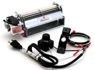 FK15 Fireplace Blower Kit for the Heatilator FP28 - Front