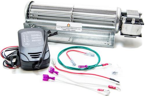 Gfk4b Gfk4 Heatilator Nb4236 Fireplace Blower Fan Kit