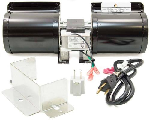 fk23 fireplace blower fan kit for heatilator a42c
