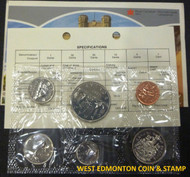 1980 UNCIRCULATED PROOF-LIKE SET