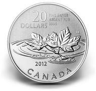 "2012 $20 FINE SILVER ""THE LAST PENNY"" - (5TH IN SERIES)"