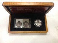 2008 ROYAL CANADIAN MINT 100TH ANNIVERSARY COIN STAMP SET
