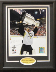 MARC-ANDRE FLEURY 11X14 FRAME - PITTSBURGH PENGUINS