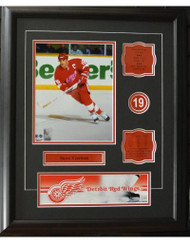 STEVE YZERMAN 16X20 FRAME - DETROIT RED WINGS