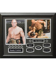 RANDY COUTURE 16X20 FRAME