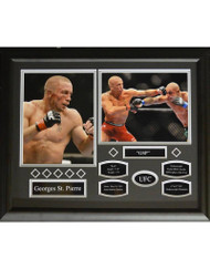 GEORGES ST. PIERRE 16X20 FRAME