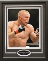 GEORGES ST. PIERRE BLOODY 11X14 FRAME