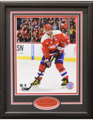ALEX OVECHKIN LOOKING 11X14 FRAME - WASHINGTON CAPITALS