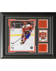 ALEX OVECHKIN 13X16 FRAME - WASHINGTON CAPITALS