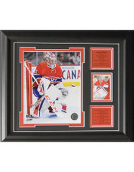 CAREY PRICE 13X16 FRAME - MONTREAL CANADIENS