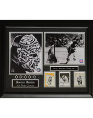 BOSTON BRUINS ALL-TIME GREATS 16X20 FRAME