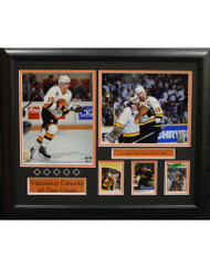 VANCOUVER CANUCKS ALL-TIME GREATS 16X20 FRAME