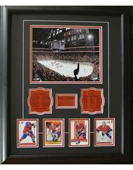 MONTREAL CANADIENS BELL CENTRE 16X20 FRAME