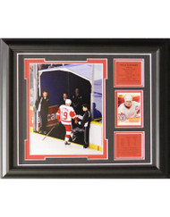 STEVE YZERMAN 13X16 FRAME - DETROIT RED WINGS