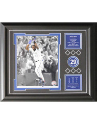 JOE CARTER 13X16 FRAME - TORONTO BLUE JAYS