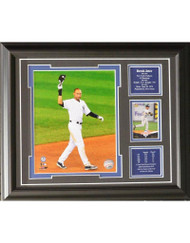 DEREK JETER 13X16 FRAME - NEW YORK YANKEES
