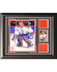 PATRICK ROY 13X16 FRAME - MONTREAL CANADIENS