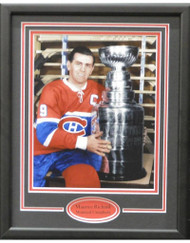 MAURICE RICHARD 11X14 FRAME - MONTREAL CANADIENS
