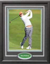 RORY MCILROY 11X14 FRAME