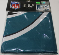 PHILADELPHIA EAGLES - POLYESTER FLAG - 3 X 5 FEET - INDOOR/OUTDOOR - BRAND NEW