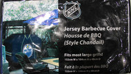 NHL JERSEY BBQ COVER - EDMONTON OILERS