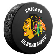 NHL OFFICIAL CHICAGO BLACKHAWKS SOUVENIR PUCK