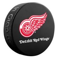 NHL OFFICIAL DETROIT RED WINGS SOUVENIR PUCK