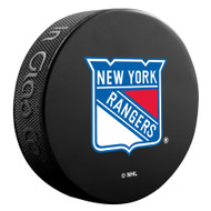 NHL OFFICIAL NEW YORK RANGERS SOUVENIR PUCK