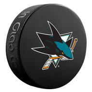 NHL OFFICIAL SAN JOSE SHARKS SOUVENIR PUCK