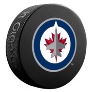 NHL OFFICIAL WINNIPEG JETS SOUVENIR PUCK