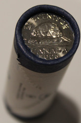 2006 'P' NICKEL ROLL - SEALED IN ORIGINAL SPECIAL WRAP - 5 CENT