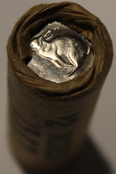 1967 NICKEL ROLL - SEALED IN ORIGINAL  WRAP - 5 CENT