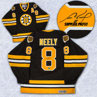 Cam Neely Boston Bruins Autographed NHL 75th Retro CCM Jersey