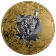 2017 $50 FINE SILVER COIN DC COMICS ORIGINALS: THE BRAVE AND THE BOLD
