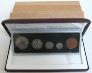 1908-1998 COMMEMORATIVE ANTIQUE FINISH PROOF SET - 90TH