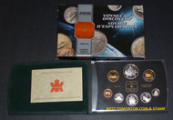 2000 PROOF DOUBLE DOLLAR SET