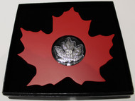 2015 $20 FINE SILVER COIN THE CANADIAN MAPLE LEAF