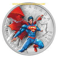 2014 $20 FINE SILVER COIN ICONIC SUPERMAN™ COMIC BOOK COVERS: SUPERMAN ANNUAL #1 (2012)