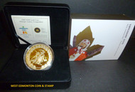 2008 OLYMPIC $300 PREMIUM GOLD COIN - COMPETITION - QUANTITY SOLD: 334