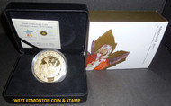 2009 OLYMPIC $300 PREMIUM GOLD COIN - FRIENDSHIP - QUANTITY SOLD: 880